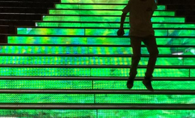 tokyo stairs charlie